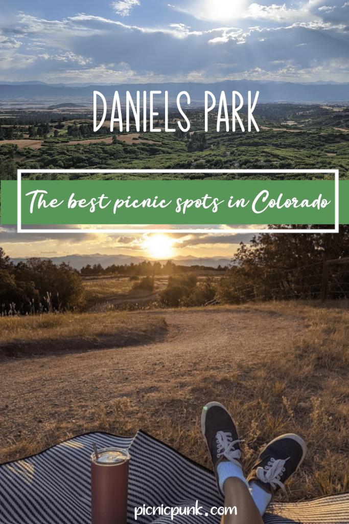Daniels Park Sedalia Colorado - Picnic Punk